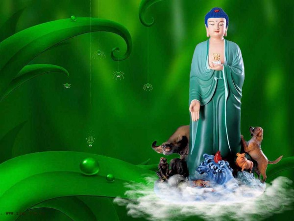 Hình Phật A Di Đà 2