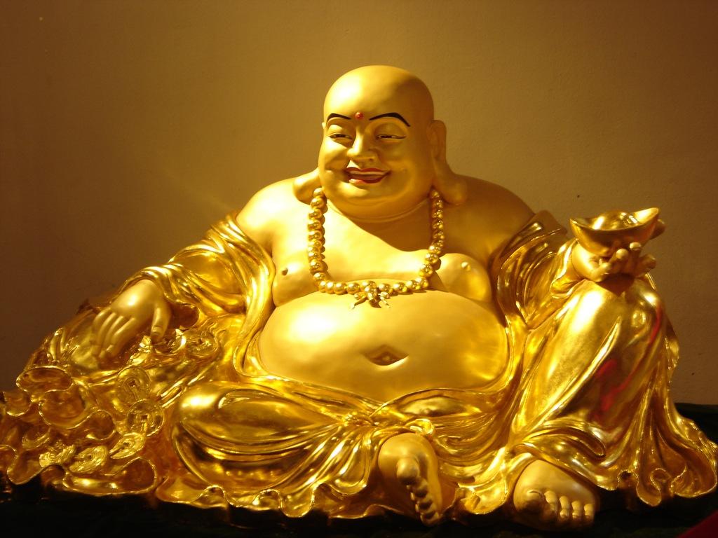 Hình Phật Di Lặc 1