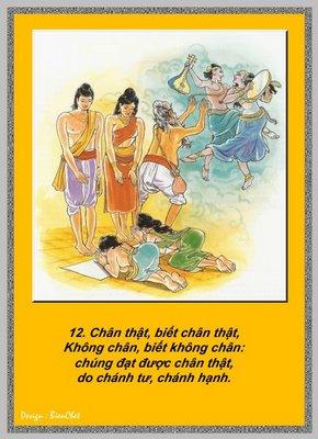 Lời Phật Dạy - Kinh Pháp Cú 12