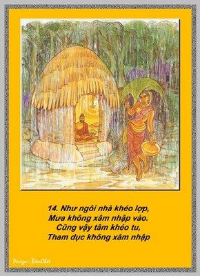 Lời Phật Dạy - Kinh Pháp Cú 14