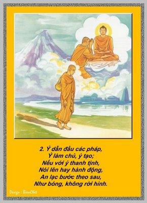 Lời Phật Dạy - Kinh Pháp Cú 2