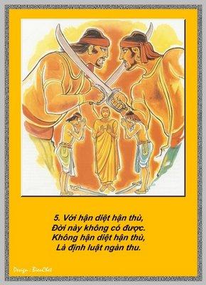 Lời Phật Dạy - Kinh Pháp Cú 5
