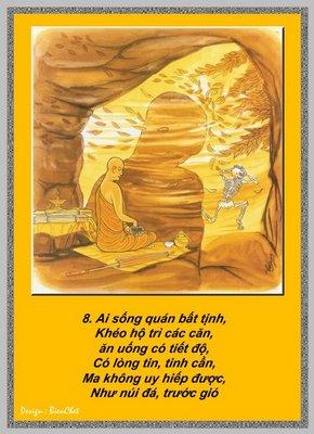 Lời Phật Dạy - Kinh Pháp Cú 8
