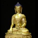 Phật Bất Động – A Súc Bệ – Akshobya Buddha