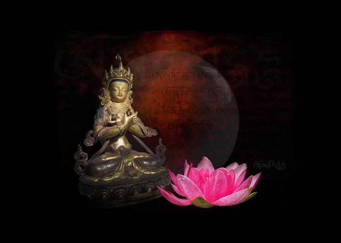 Phật Kim Cương Trì