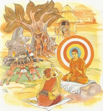 Kinh Pháp Cú Phẩm Phật Đà