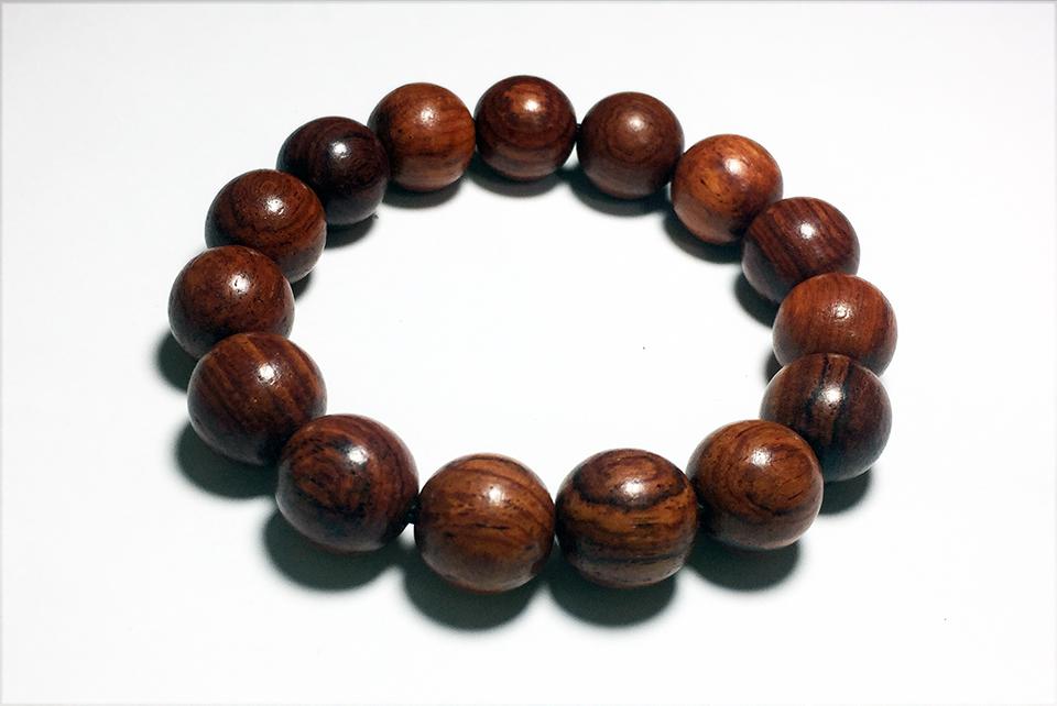 Chuỗi hạt gỗ Cẩm Lai cho nam