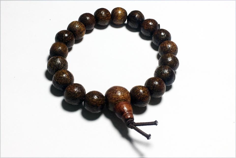 Chuỗi hạt gỗ dâu rừng 03